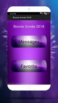 Bonne Année Best Messages 2018 apk screenshot