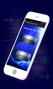 Top Happy New Year Wishes 2018 apk screenshot