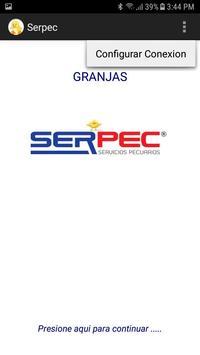 Serpec poster