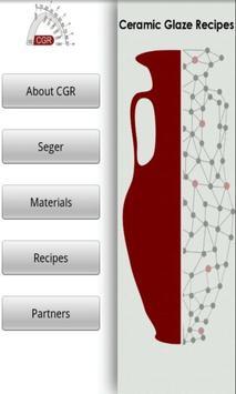 Ceramic Glaze Recipes poster