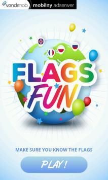 Flags Fun poster
