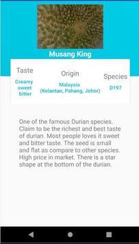 DurianInfo screenshot 2