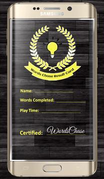 Word Chase screenshot 5