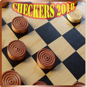 Real checkers 2018 icon