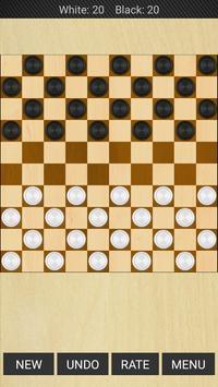 Real checkers 2018 screenshot 1