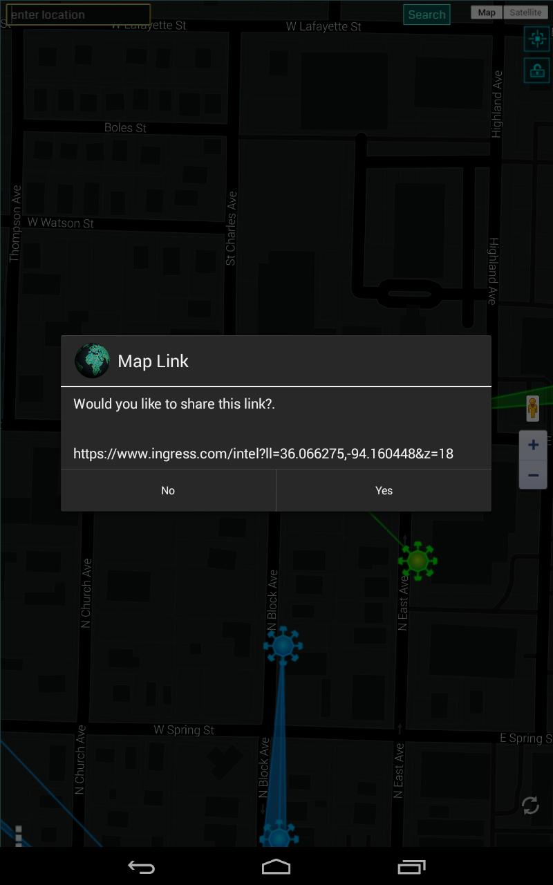 Ingress Intell Map Intell for Ingress for Android   APK Download
