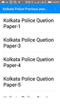 c1827ddeb Last year Paper pdf West Bengal Police Constable for Android - APK ...