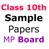 Class 10th Madhya Pradesh sample papers In Hindi icon