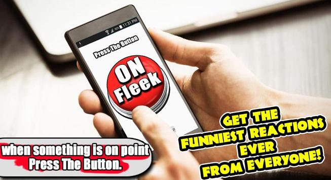 On Fleek button & soundboard screenshot 2
