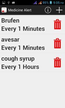 Medicine Alert apk screenshot