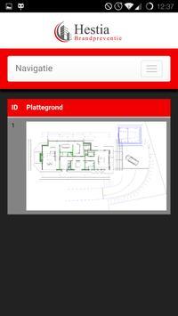 Hestia Brandpreventie App screenshot 1