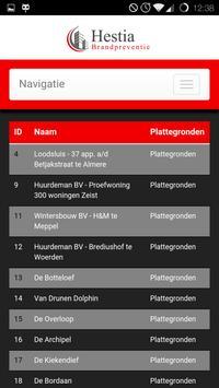 Hestia Brandpreventie App screenshot 2