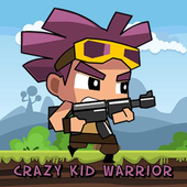 Crazy Kid Warrior icon