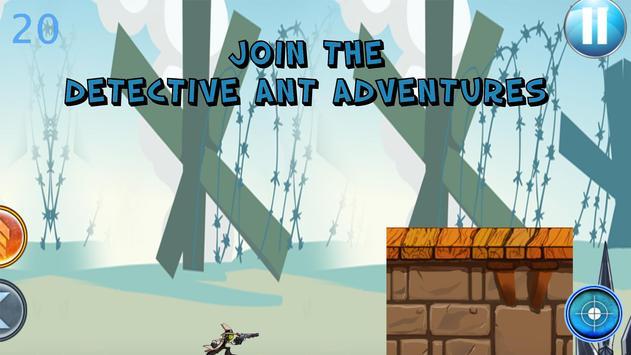 Detective Ant screenshot 1