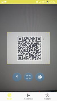 Qr quick Scanner and Generator screenshot 2
