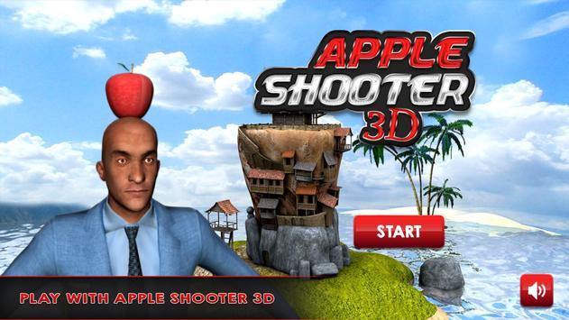 Apple Shooter 3D poster