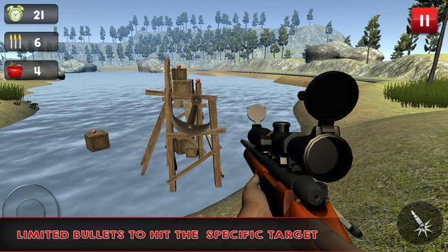 Apple Shooter 3D apk screenshot