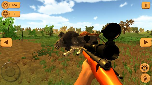 Lion Hunting apk screenshot