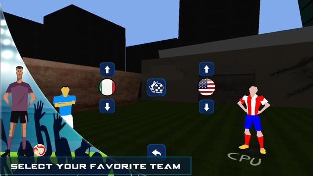 Ultimate Football-Free screenshot 1