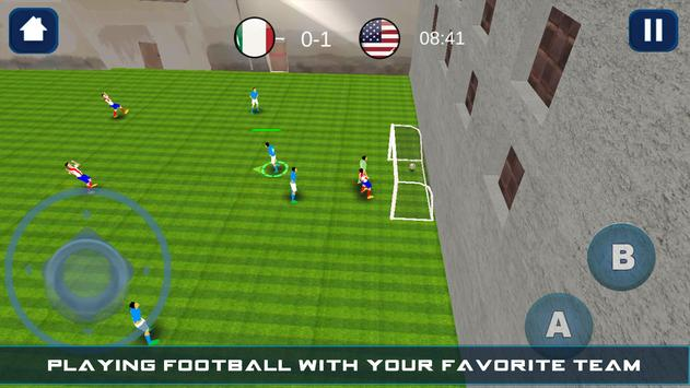Ultimate Football-Free screenshot 3
