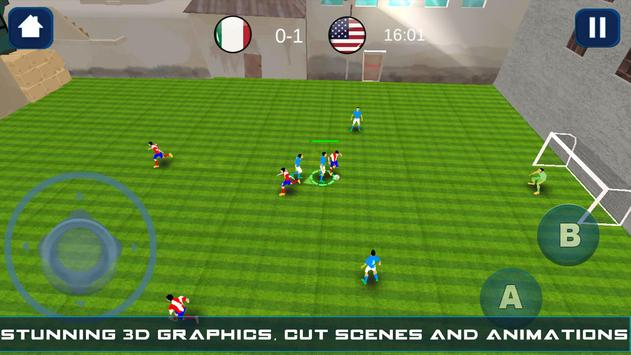 Ultimate Football-Free screenshot 6