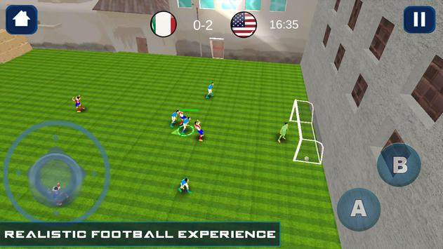 Ultimate Football-Free screenshot 7