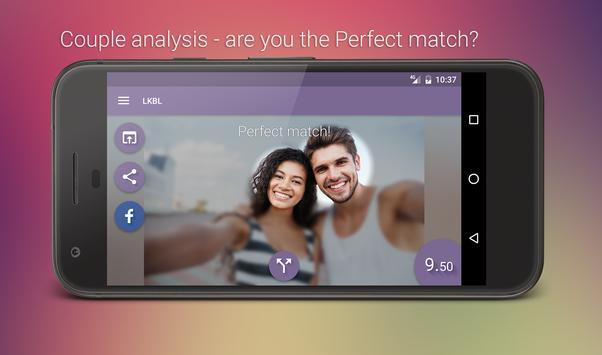 LKBL - The Beauty Meter apk screenshot