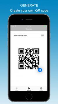 QR Code Scanner Generator screenshot 2