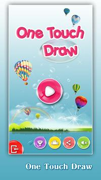 One Touch Draw poster