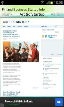 Finland Startup Business Info screenshot 2