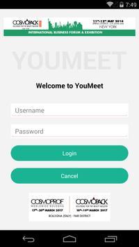 YouMeet Cosmopack NewYork 2016 apk screenshot