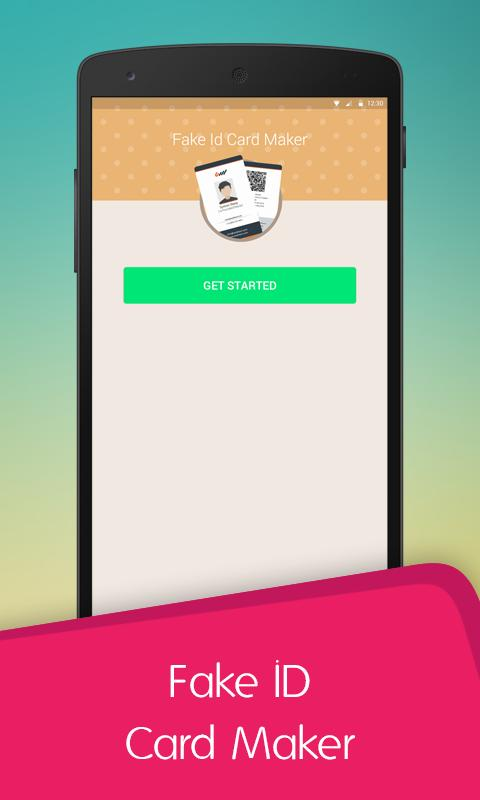 Fake ID Generator APK Download - Free Photography APP for