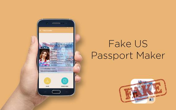 For Id - Fake Android Maker Download Apk Us Passport
