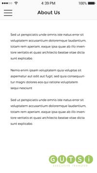 GoGutsi screenshot 1