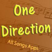 All Songs of One Direction icon