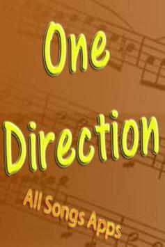 All Songs of One Direction poster