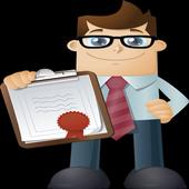 Businessman Success Tale icon