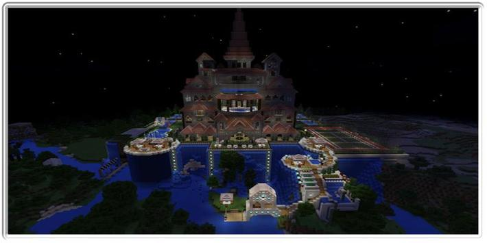 Findell mansion maps for minecraft apk screenshot