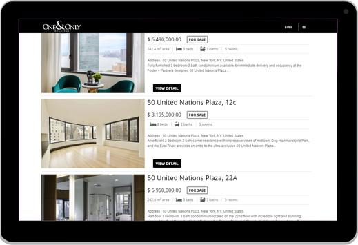 One&Only Realty screenshot 3