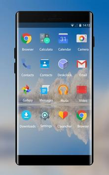 OxygenOS Launcher Theme For OnePlus 3 Wallpaper Screenshot 1