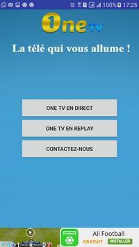 One TV Sénégal screenshot 1