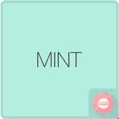 Colorful Talk - Mint 카카오톡 테마 icon