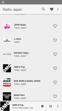 Radio Japan apk screenshot