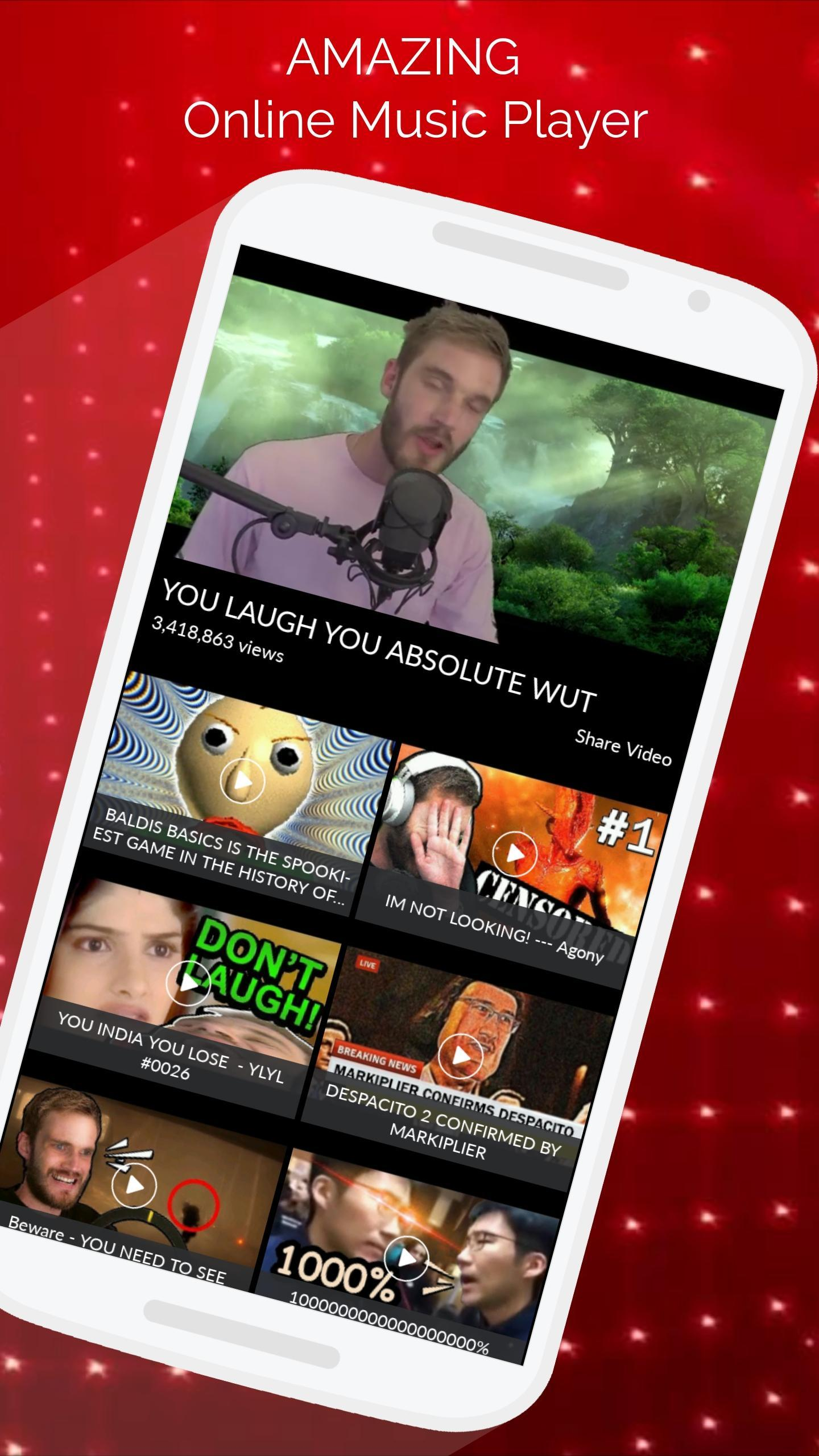 Free Music Video TV Show Film for Android - APK Download
