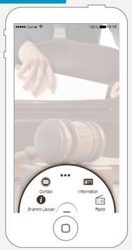Digital Law Solution poster