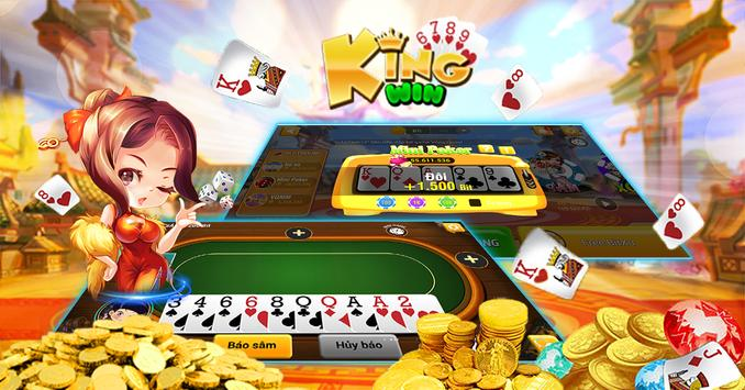 KingWin - Game bai online moi nhat 2018 screenshot 3
