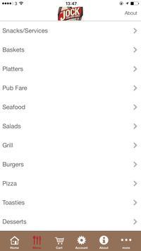 Jock Pub & Grill apk screenshot