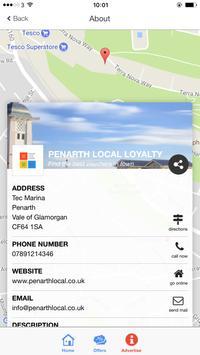 Penarth Local apk screenshot