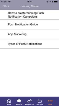 Webs and Apps apk screenshot