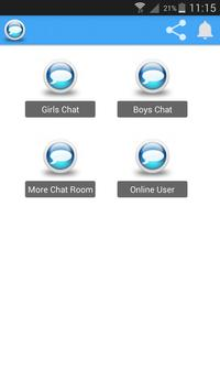 Online Chat poster